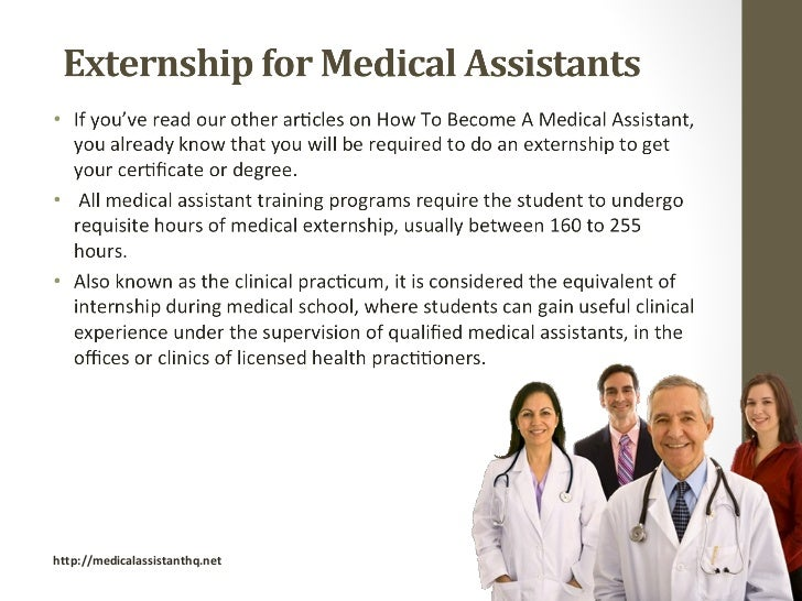 essay on medical assistant Open document below is an essay on medical assistant from anti essays, your source for research papers, essays, and term paper examples.
