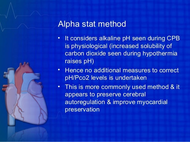 ph stat and alpha stat pdf