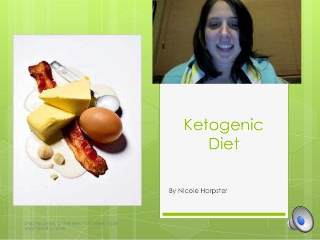 Ketogenic Diet By Nicole Harpster  Stephen Lewis for The New York Times; Food Stylist: Brett Kurzwei