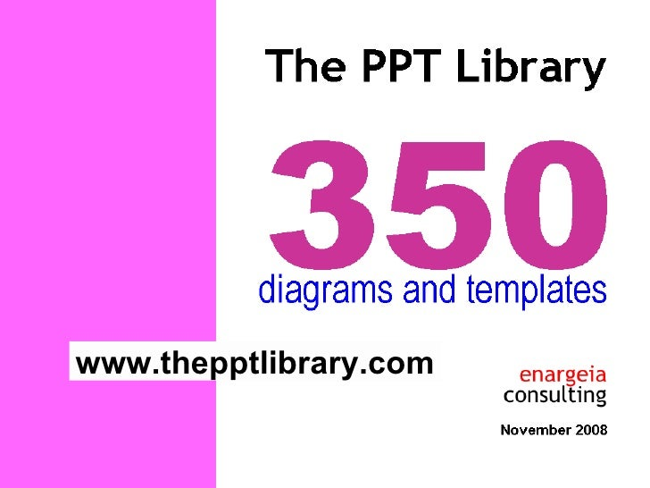 more than 350 powerpoint diagrams and templates