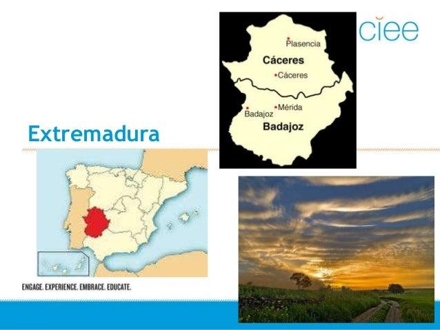 Extremadura spring 2014