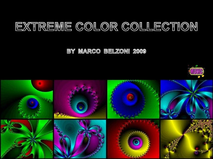 Extreme Color Collection