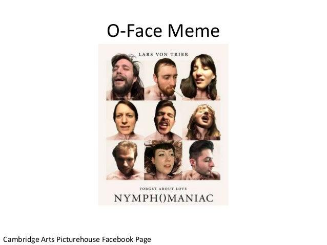 Extreme Memes O-faces