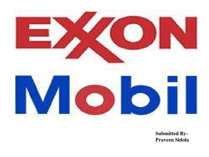 Exxon molil