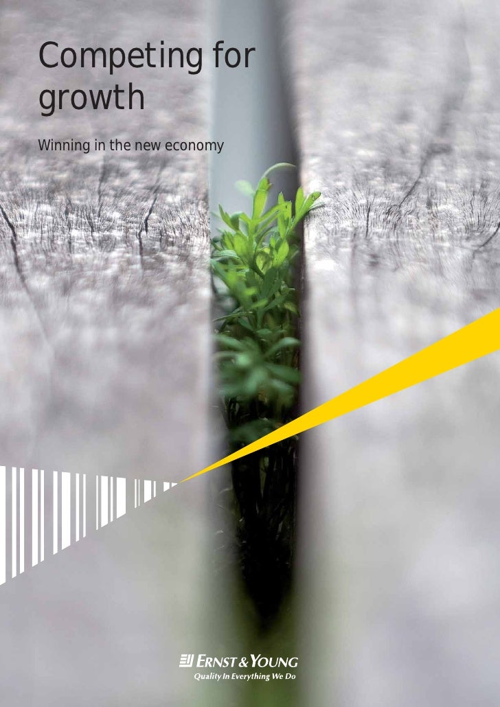 Competing forgrowthWinning in the new economy