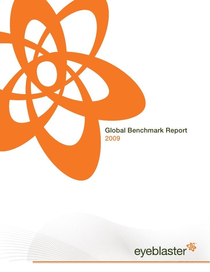 Global Benchmark Report 2009