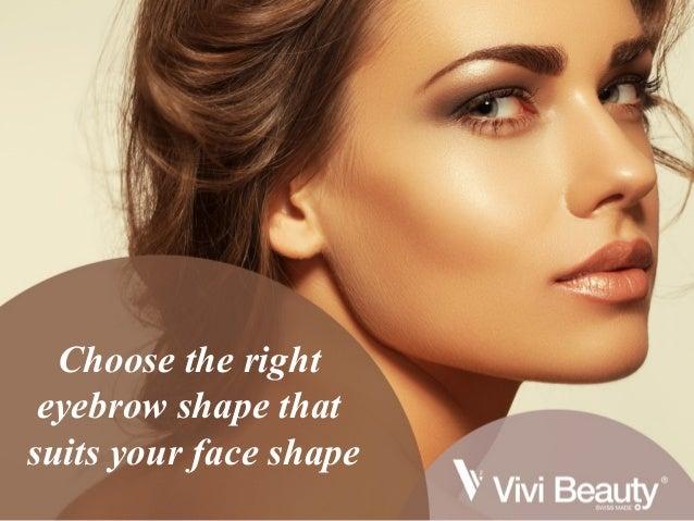 Eyebrow Shape Photo Slideshow