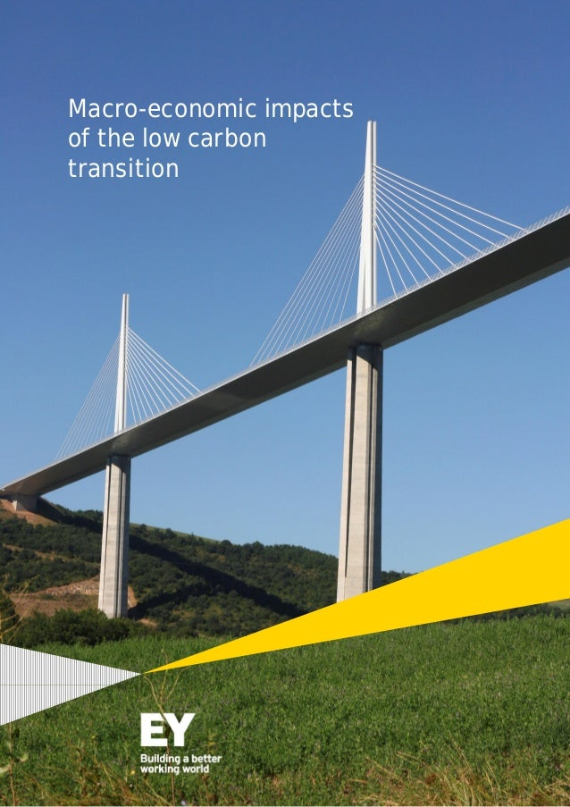 Macro-economic impacts of the low carbon transition