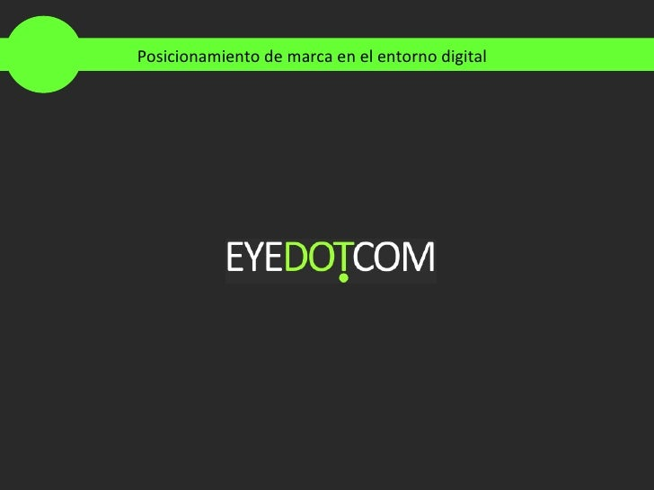 Posicionamiento de marca en el entorno digital