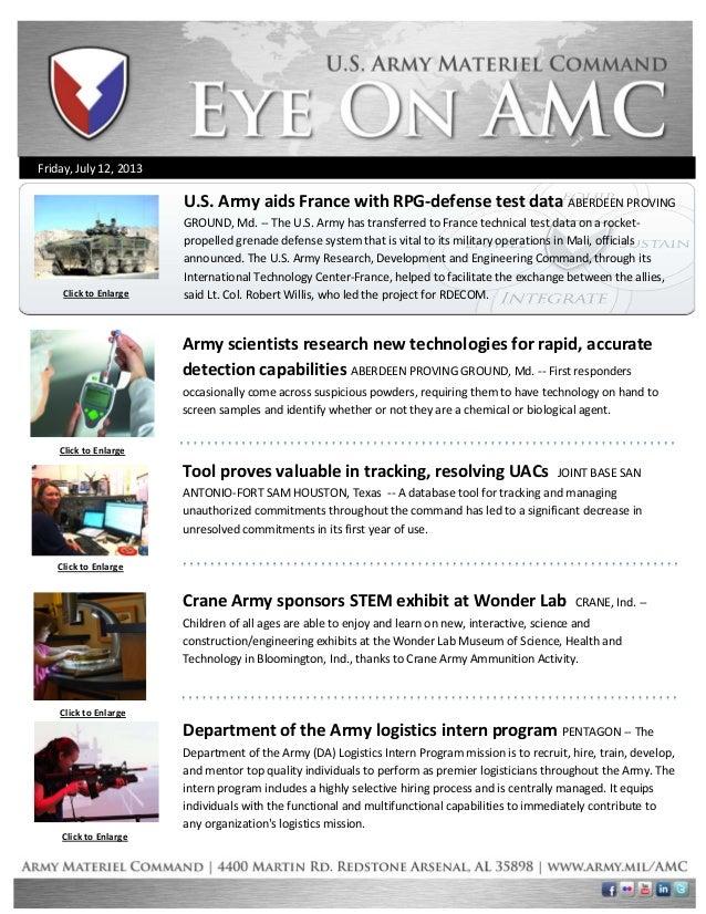 Eye on AMC 07.12.13
