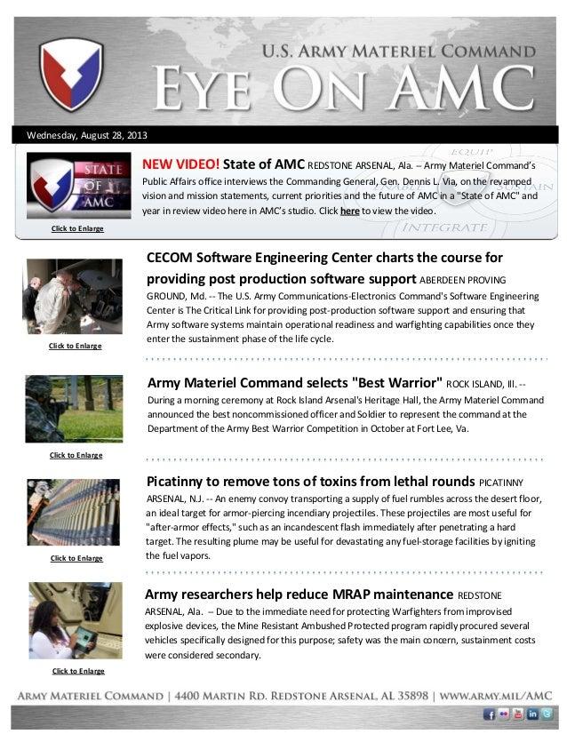 Eye on AMC 08.28.13