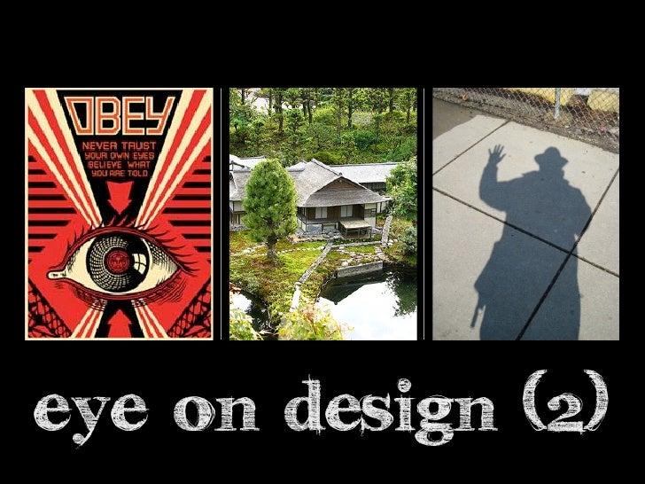 Eye On Design 2009