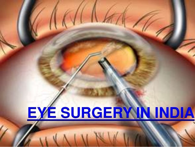 Eye Surgery in India
