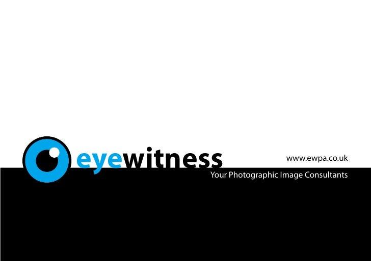EyeWitness Brochure