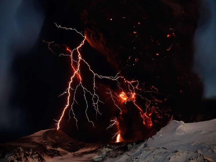 Eyjafjallajokull eruption april 2010