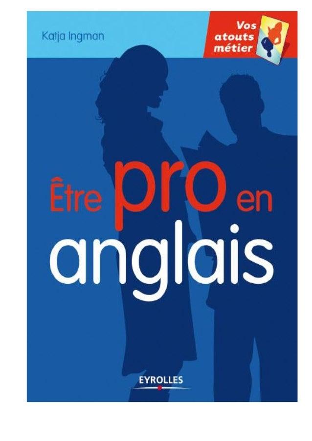 Un bon livre à télécharger Découvrez le reste de 190 pages afin d'améliorer votre niveau en Anglais  Télécharger votre cop...