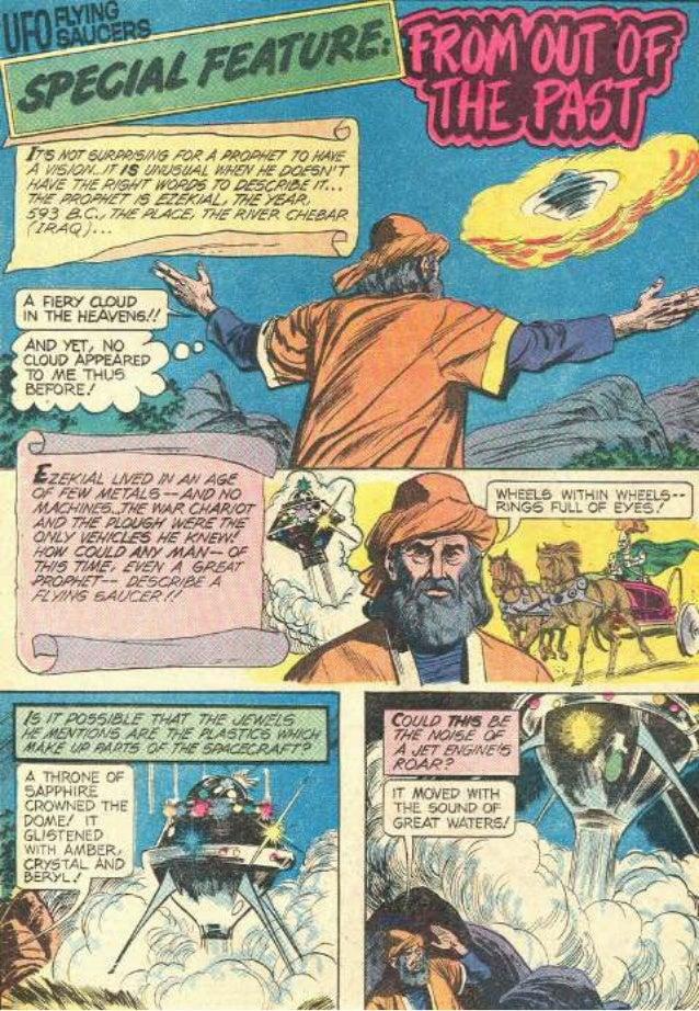 Ezekiel & UFO