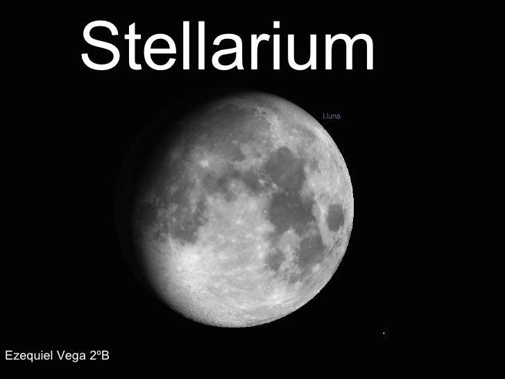 Stellarium Ezequiel Vega 2ºB