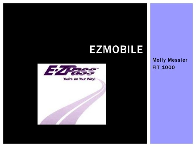 EZMOBILE Molly Messier FIT 1000