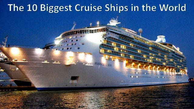Top ten cruise ships in the world for Best us cruise lines