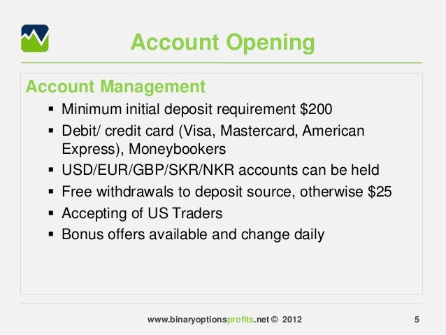 Abe cofnas trading binary options