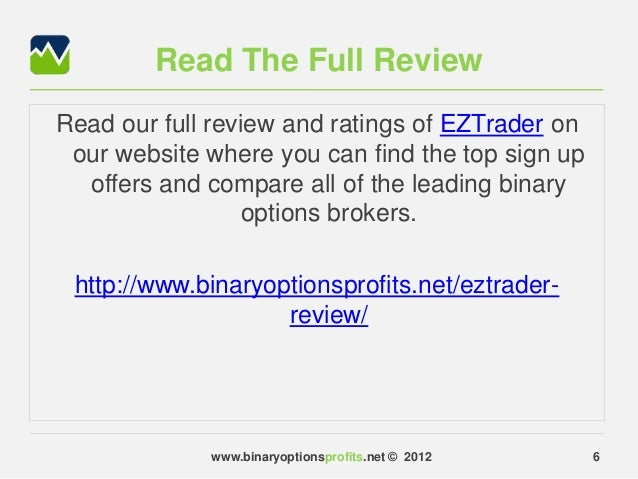 Auto binary signals honest review amazon