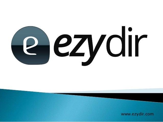 www.ezydir.com