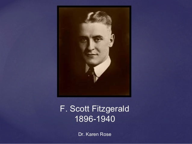 F Scott Fitzgerald Grandchildren F  scott fitzgerald