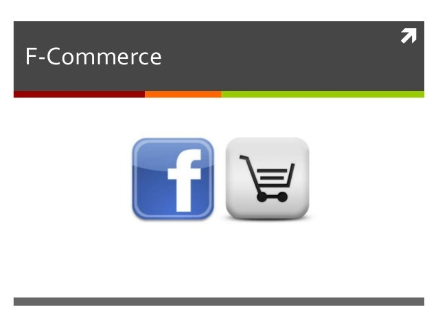 F commerce
