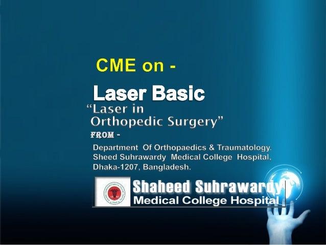 Medical Laser: Basic-