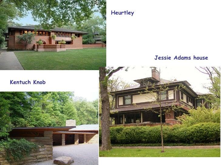 Frank lloyd wright casa kaufmann for Frank lloyd wright style piani per la casa