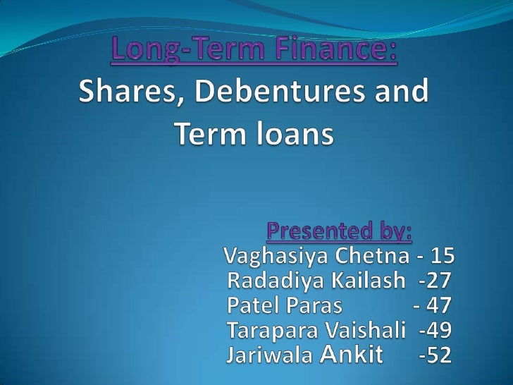 EQUITY SHARES Equity shares also known as Ordinary shares. Equity shares represent the ownership position in a  company....