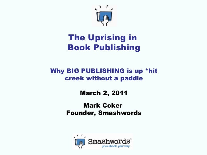 The Uprising in Book Publishing