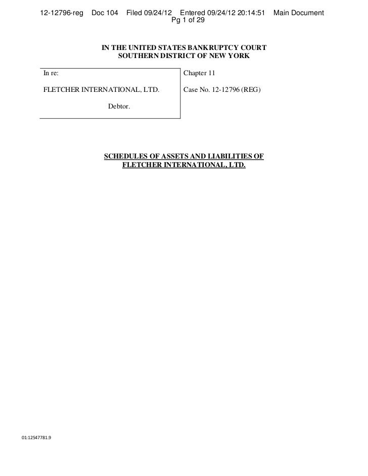 12-12796-reg   Doc 104   Filed 09/24/12 Entered 09/24/12 20:14:51   Main Document                                         ...