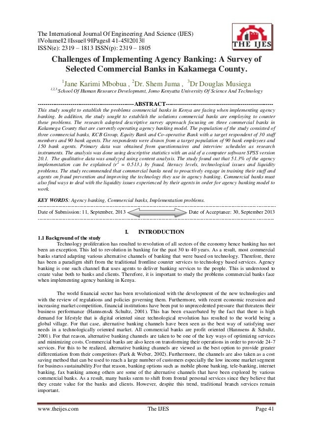 The International Journal Of Engineering And Science (IJES) ||Volume||2 ||Issue|| 9||Pages|| 41-45||2013|| ISSN(e): 2319 –...