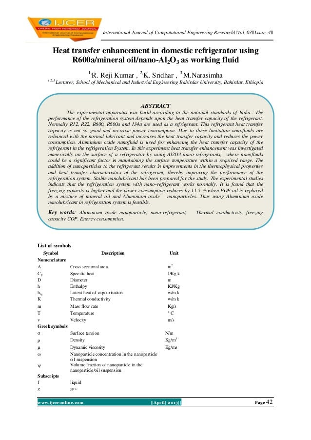 International Journal of Computational Engineering Research  Vol, 03  Issue, 4  www.ijceronline.com   April  2013   Page 4...