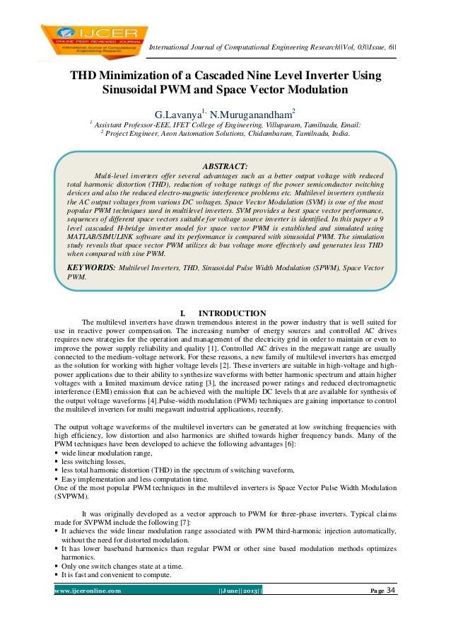 International Journal of Computational Engineering Research||Vol, 03||Issue, 6|| www.ijceronline.com ||June||2013|| Page 3...