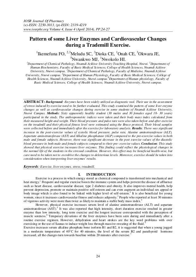 IOSR Journal Of Pharmacy (e)-ISSN: 2250-3013, (p)-ISSN: 2319-4219 www.iosrphr.org Volume 4, Issue 4 (April 2014), PP.24-27...