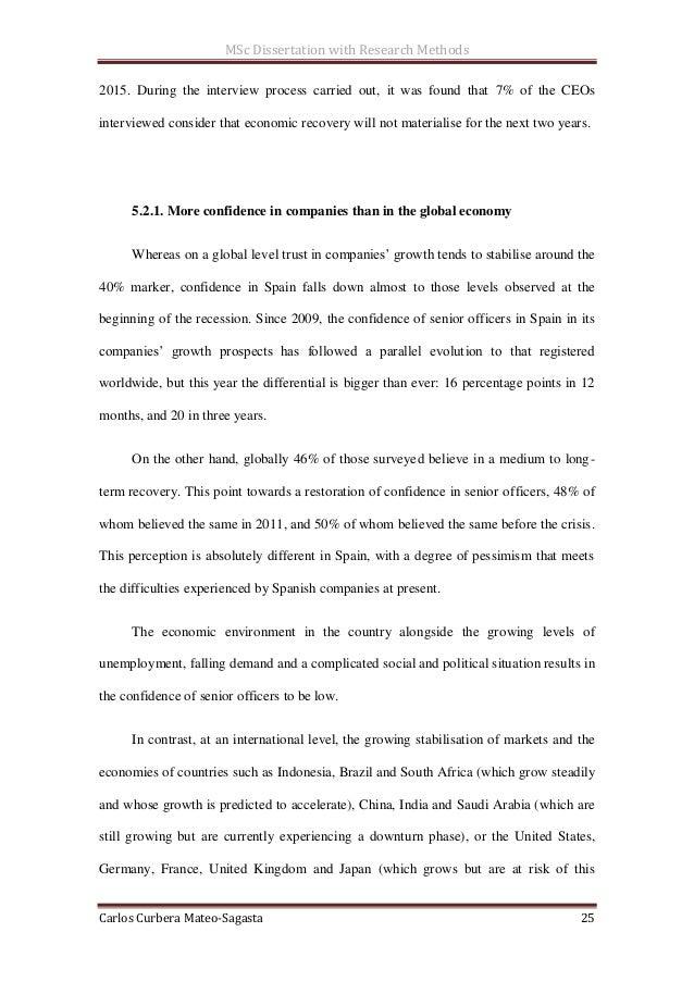 dissertation topics financial economics