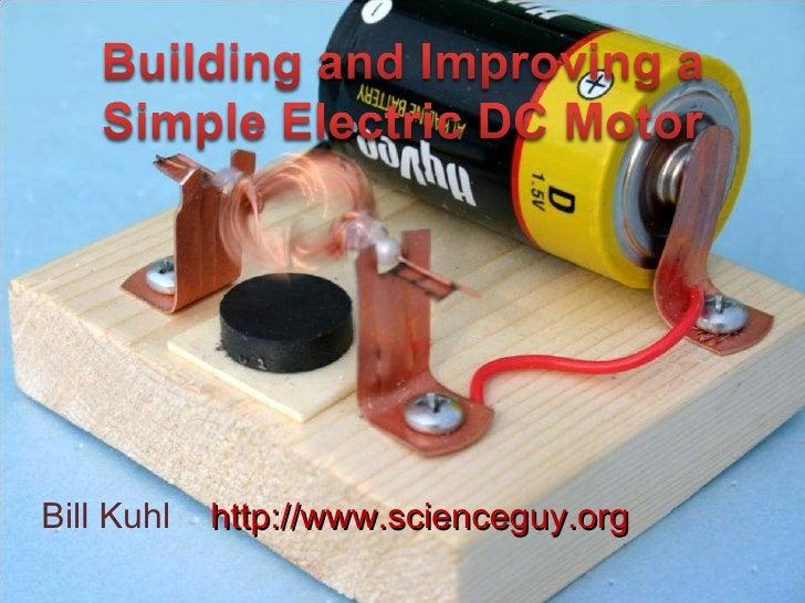 Bill Kuhl  http://www.scienceguy.org