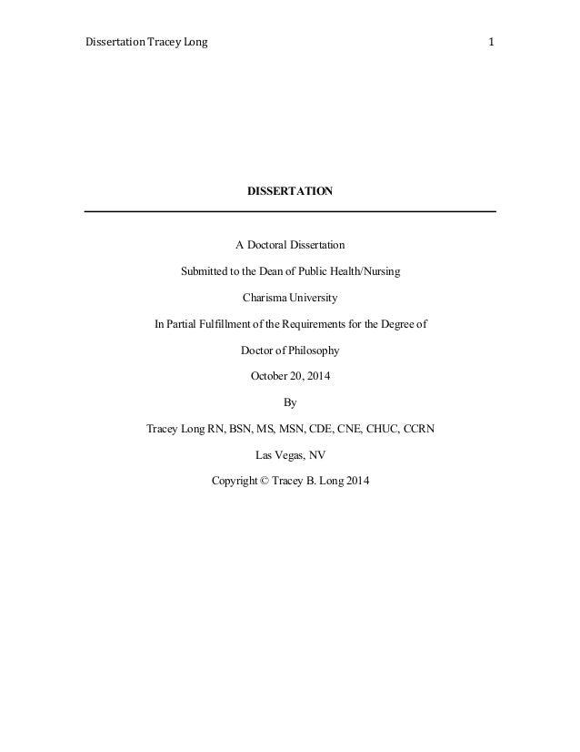 Phd dissertation help kent hovind