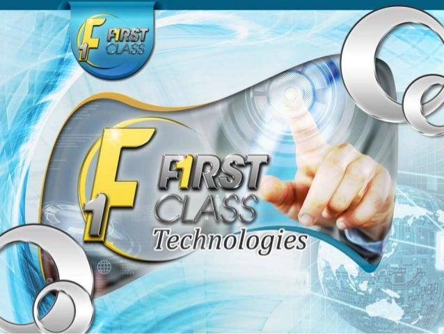 F1 first class Apresentação