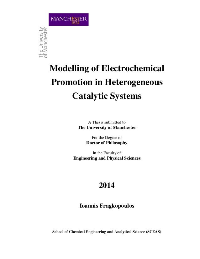IUP Electronic Theses and Dissertations