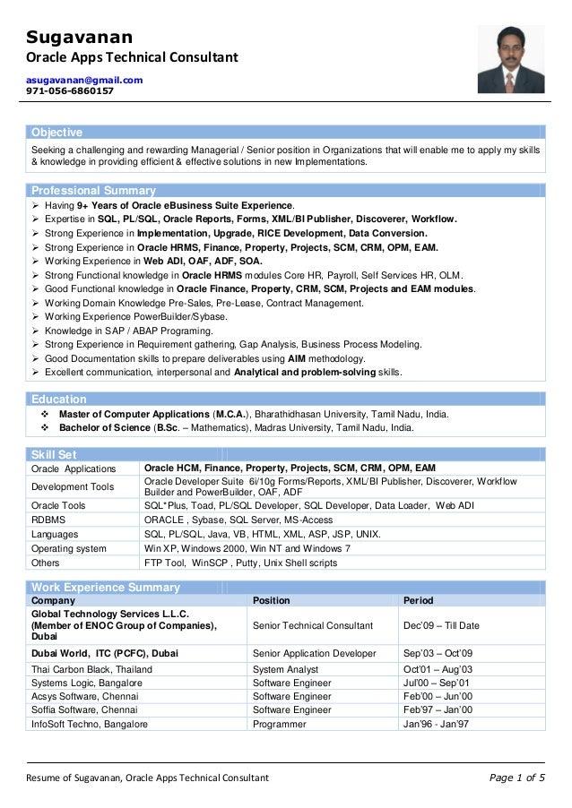 Bangalore resume software engineer