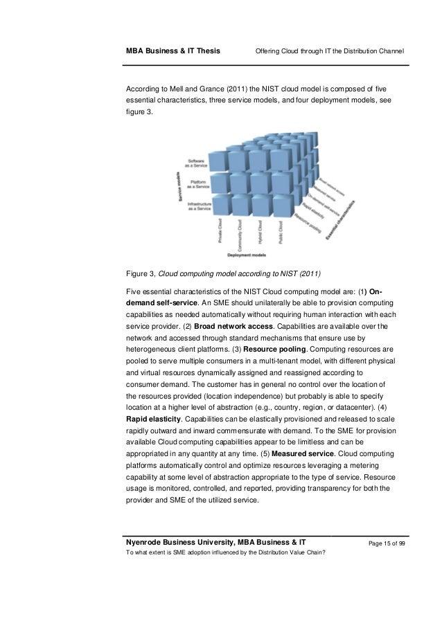 Cloud Computing Annotated Bibliography