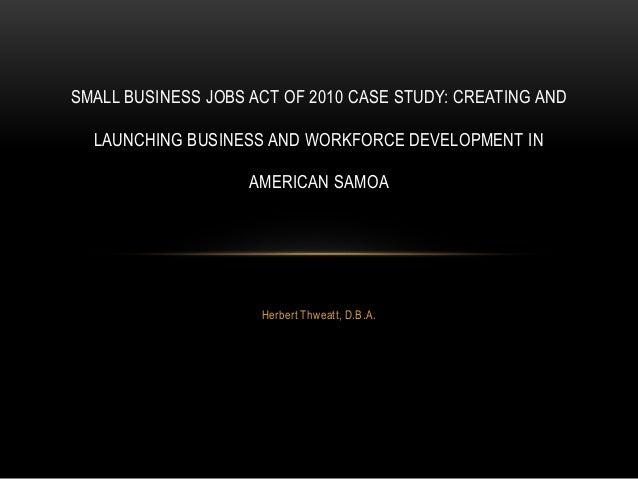 Final Report American Samoa Tsunami Study