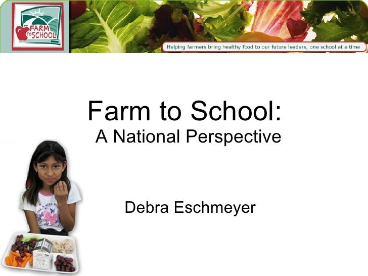 Introduction to Farm to School