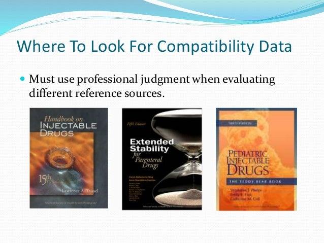 iv drug compatibility chart pdf