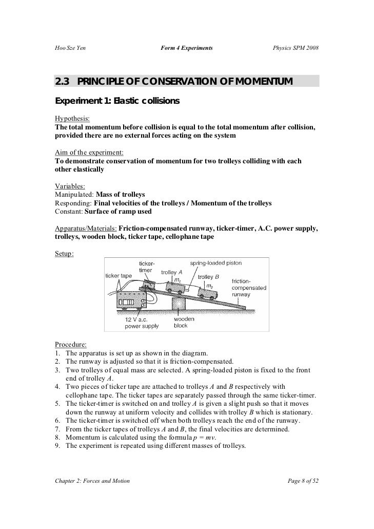 physics experiment linear motion Motion in one dimension exam prep: biology  uniformly accelerated motion, with examples 801 physics i,  uniform linear motion.