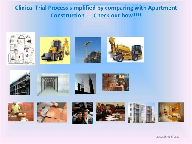 Trial Process Steps Clinical Trial Process